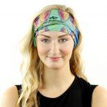 dragonfly fishing head band bandana