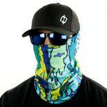 dorado dolphin mahi mahi fishing face mask bandana