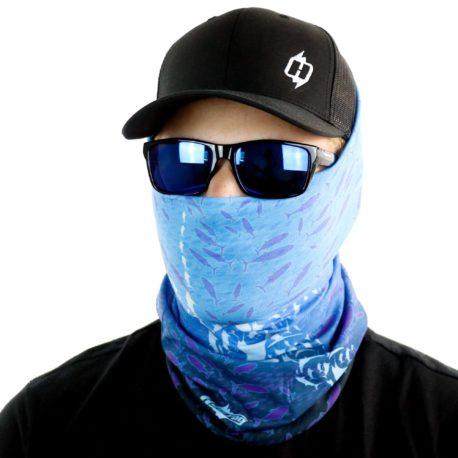 pelagic fishing face mask bandana