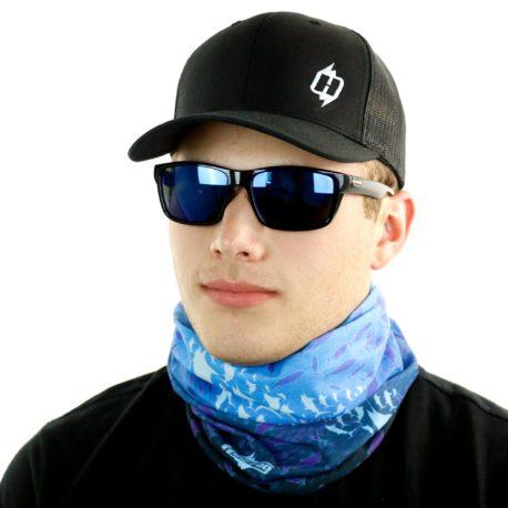 pelagic fishing neck gaiter bandana