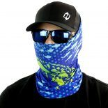 bully mahi mahi dolphin fishing face mask bandana