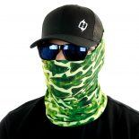 lunker bass hog fishing face mask bandana