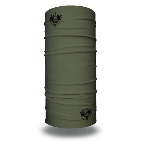 tactical od green military hunting shooting facemask bandana