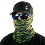jungle rambo camo hunting face mask bandana
