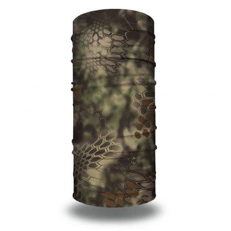 kryptek mandrake camo hunting face mask bandana