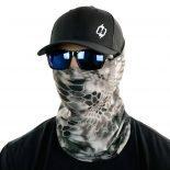 kryptek raid camo hunting face mask bandana