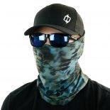 kryptek neptune camo hunting face mask bandana