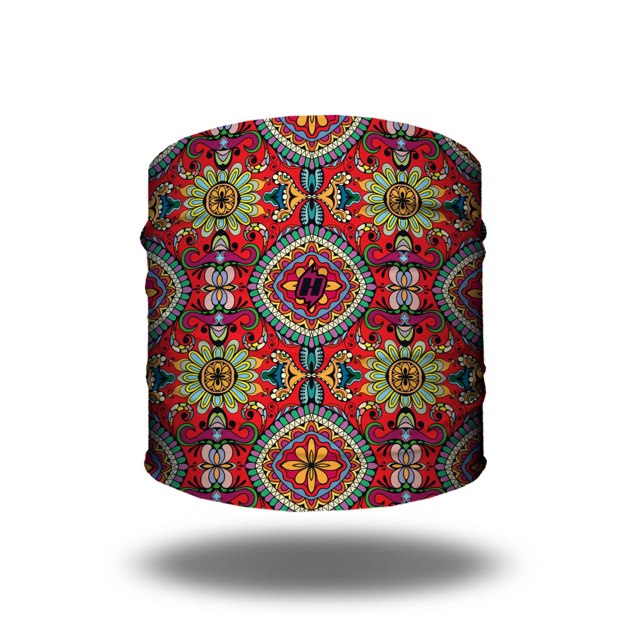 prana yoga mandala headband bandana