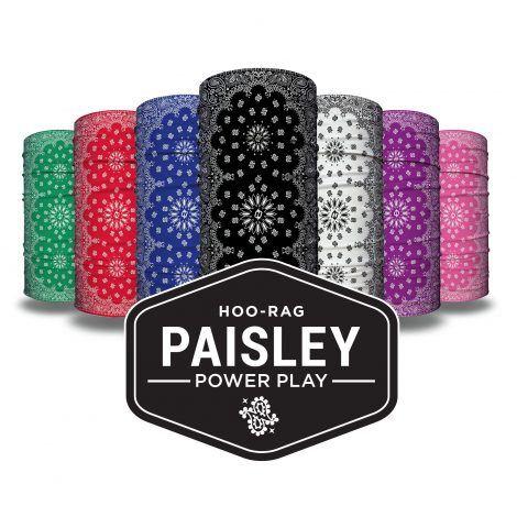 paisley bandana package