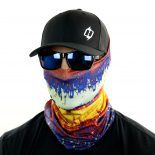 sonar fishing face mask bandana