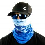 strike zone water fishing face mask bandana