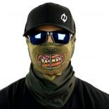 cannibal hannibal motorcycle face mask bandana HRB30