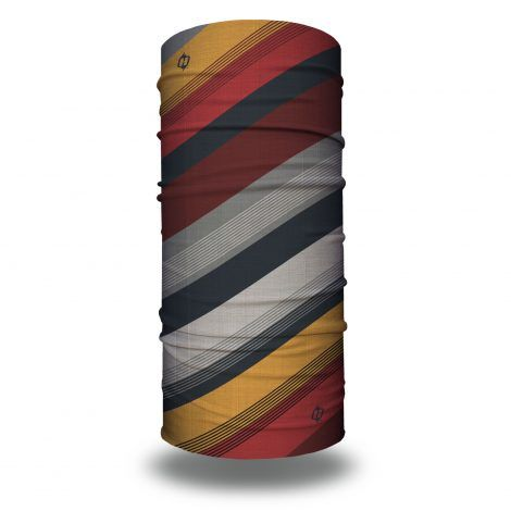 striped fishing face mask bandana