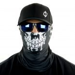 dream catcher skull motorcycle face mask bandana HRB13