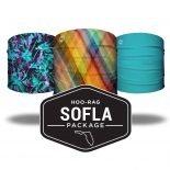 florida tropical headband bandanas