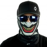 joker clown motorcycle face mask bandana HRB27