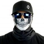 skull motorcycle face mask bandana