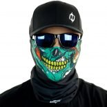 zombie motorcycle face mask bandana