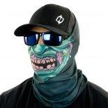 zombie motorcycle face mask bandana HRB28