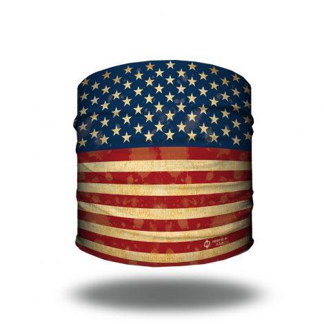american flag headband bandana