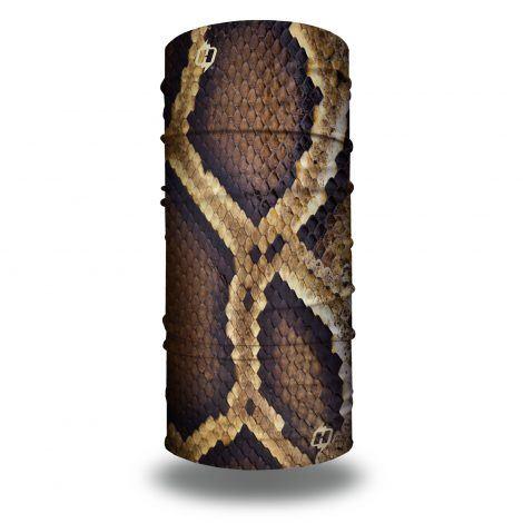 python snake bandana