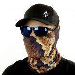 python snake face mask bandana