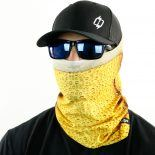 beer foam face mask bandana