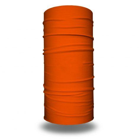 safety orange bandana