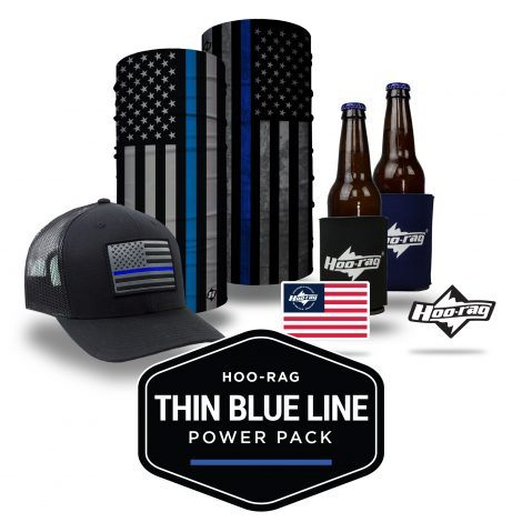 Thin Blue Line American Flag Package Deal