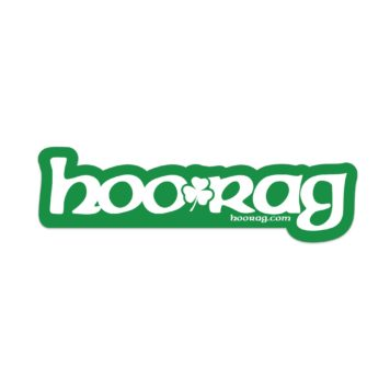 hoorag irish sticker