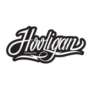 Hooligan Sticker