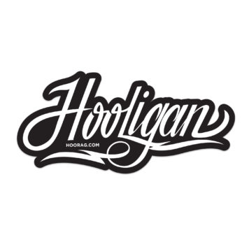 Hooligan Sticker
