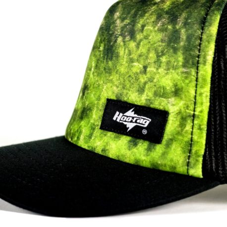 H85 bass fishing hat branding hoorag