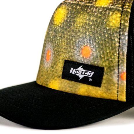 Brook Trout Hat by Hoo-rag