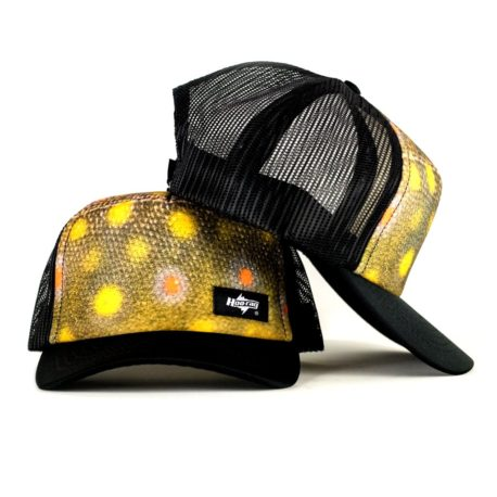 Brook Trout Hat by Hoo-rag