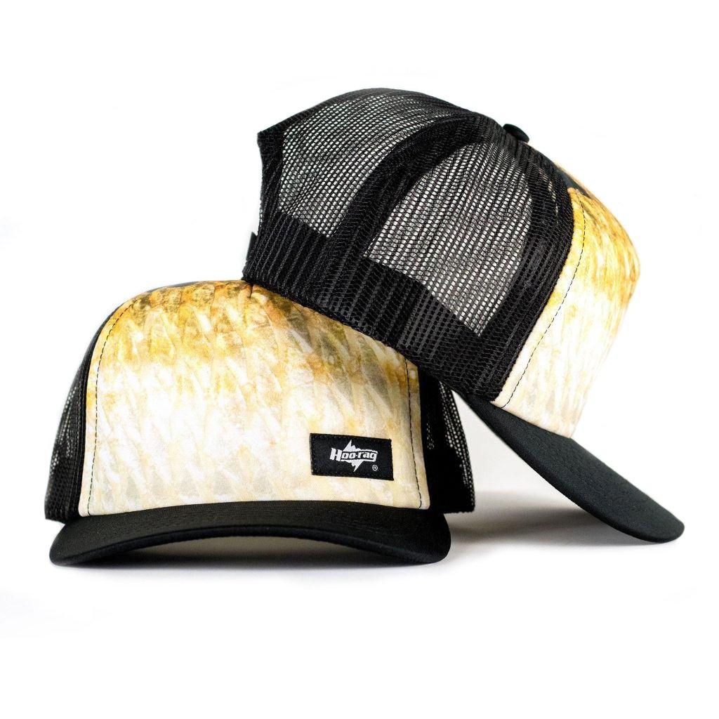 Reel photo redfish snapback hat hoo rag for Fishing snapback hats