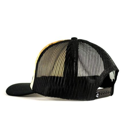 H86 redfish fishing hat side profile