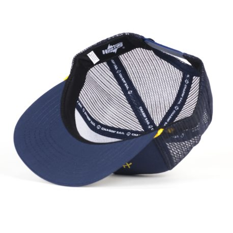 H90 Sailfish Snapback Interior | Fishing Hats by Hoorag