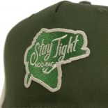 Stay Tight Bass Fishing Snapback Trucker Hat - Just 23.99 | Hats by Hoorag