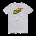 Dolphin Sandwich TShirt by Hoo-rag