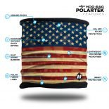 Old Glory Winter Scarf Bandana