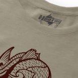 Redfish Fishing T-Shirt Close Up