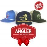 Angler Hats Package