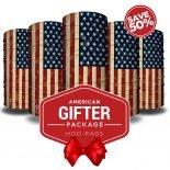 American Flag Face Mask Stocking Stuffer