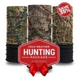 Cold Weather Hunting Face Mask Stocking Stuffer