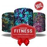 Forever Fitness Headband Package