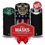 Skull Face Mask Stocking Stuffer