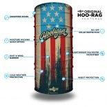 American Flag Bandana | Face Masks @ Hoo-rag