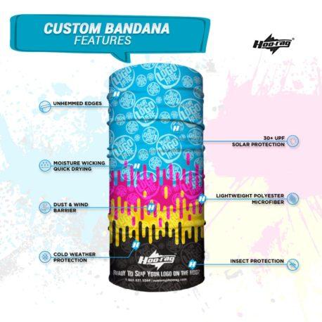 Sample Custom Bandana