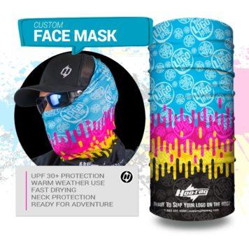 Sample Custom Face Masks